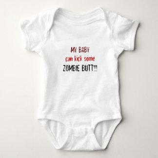 MIJN BABY, kan wat, het UITEINDE van de ZOMBIE Romper
