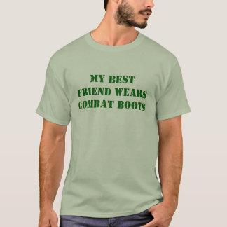 Mijn Beste Vriend draagt de Laarzen van het T Shirt