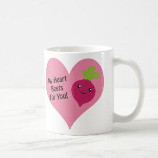 Mijn Bieten van het Hart voor u Koffiemok