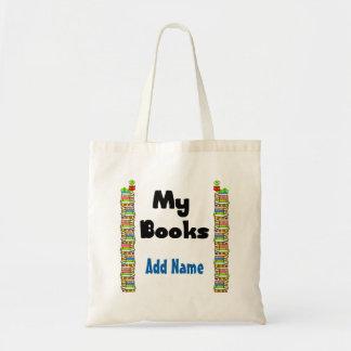 Mijn Boeken Budget Draagtas