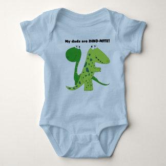 Mijn Dads is Dino-MIJT Romper