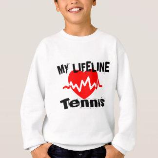 Mijn Design van de Sporten van het Tennis van de Trui