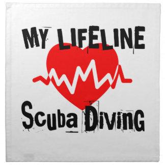 Mijn Design van de Sporten van het Vrij duiken van Servet