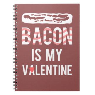Mijn Dier van de Geest - het Bacon is mijn Notitieboek