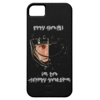 Mijn Doel (Hockey Goalie) Barely There iPhone 5 Hoesje