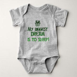 Mijn droom aan slaap romper