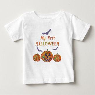 Mijn Eerste Halloween voor Baby: Pompoenen en Baby T Shirts