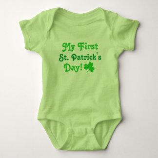 Mijn Eerste St. Patrick Dag | de T-shirt van het