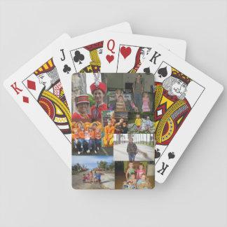 Mijn fam speelkaarten
