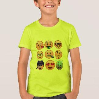 mijn favoriet emojis grappig overhemd-ontwerp t shirt