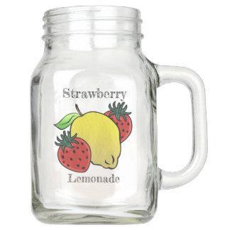 Mijn Favoriete (Gepersonaliseerde) Limonade van de Mason Jar