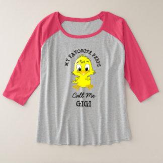 Mijn Favoriete Piepgeluiden roepen me het Overhemd