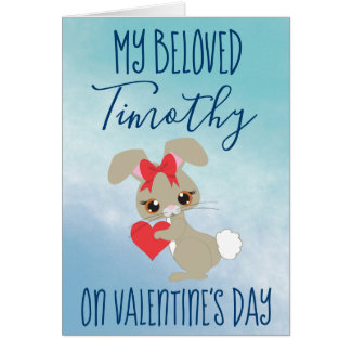 Mijn Geliefd Valentijn Kaart