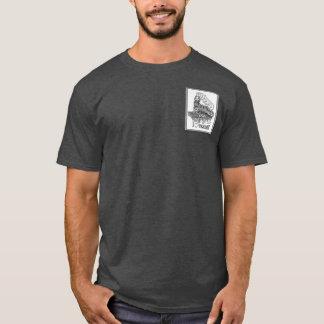 Mijn Hart behoort tot Railroading T-shirt II