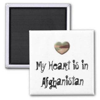 Mijn Hart is in de magneet van Afghanistan