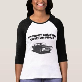 Mijn het Charmeren van de Prins drijft een Impala T Shirt