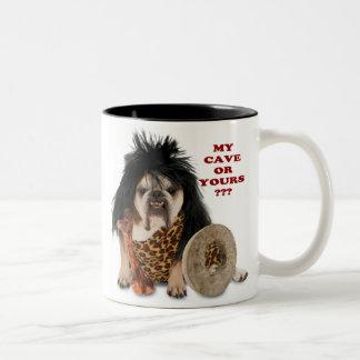 Mijn Hol of van u? Tweekleurige Koffiemok