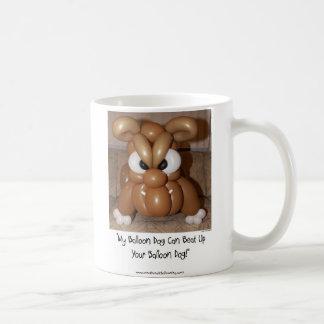Mijn Hond van de Ballon kan Uw Hond van de Ballon Koffiemok