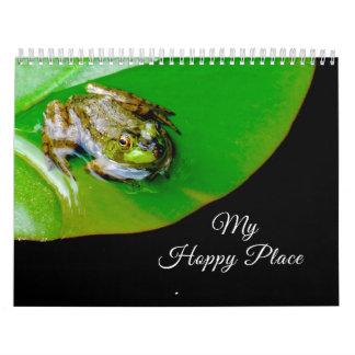 Mijn Hoppy Plaats Kalender