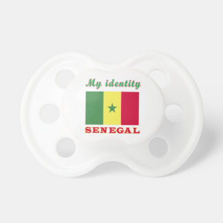 Mijn Identiteit Senegal Baby Speentjes