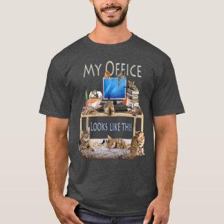 Mijn Kantoor lookes als dit T Shirt