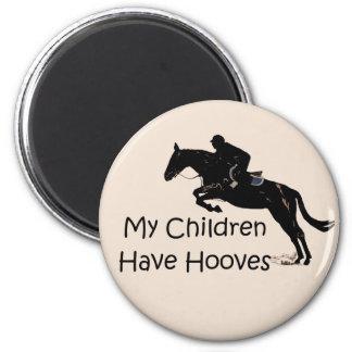 Mijn Kinderen hebben de Magneet van het Paard van