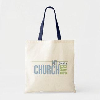 Mijn Kleine Zak van de Kerk Budget Draagtas