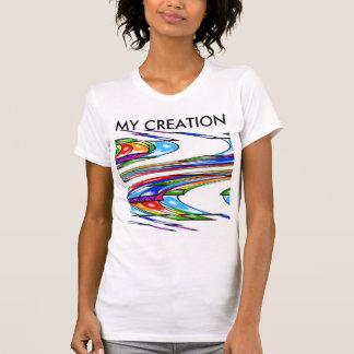 Mijn Kleurrijke Verwezenlijking T Shirt