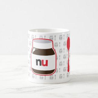 Mijn Kruik van Nutella Koffiemok