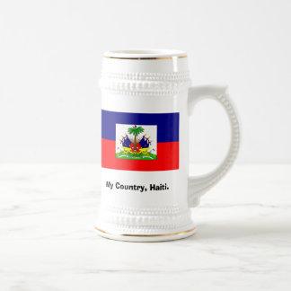Mijn land van Haïti, mijn huis Bierpul