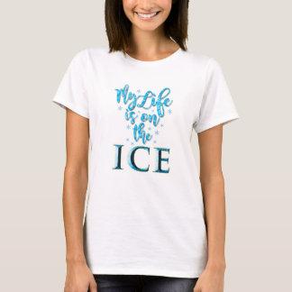 Mijn Leven is op de NIEUWE T-shirt van het Ijs