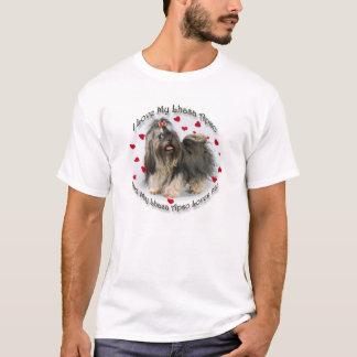 Mijn Lhasa Apso houdt van me T Shirt