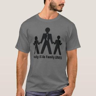 Mijn Liefdes van de Familie T Shirt