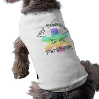 Mijn Mama is een Paramedicus Shirt