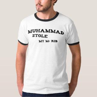 Mijn McRib van Muhammad Stole T Shirt