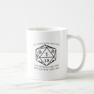 Mijn Meester van de Kerker Koffiemok