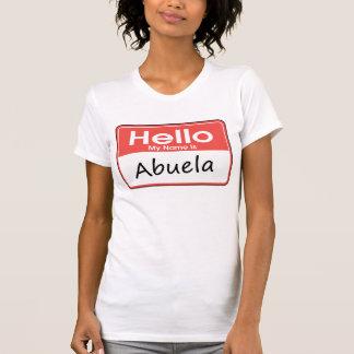 Mijn Naam is Abuela T Shirt