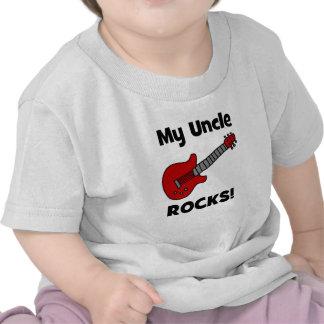 Mijn Oom Rocks! met gitaar T Shirts