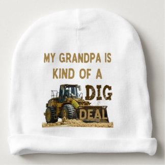 Mijn Opa is Vriendelijk van een DIG Overeenkomst Baby Mutsje