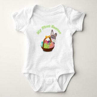 Mijn Overhemd van de Eerste Pasen voor de Gift van Romper
