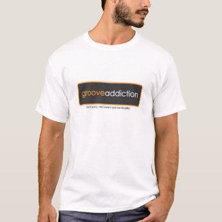 Mijn overhemd van de Verslaving van de Groef T Shirt