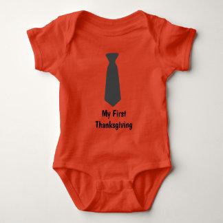 Mijn Overhemd van het Baby van de Eerste Romper