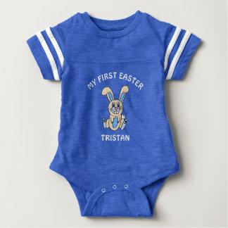 Mijn Overhemd van het Baby van de Paashaas van de Romper