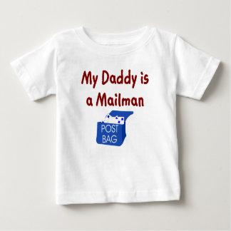 Mijn Papa is een het babyt-shirt van de Baby T Shirts
