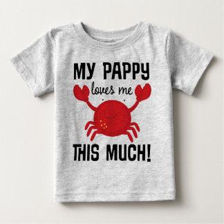 Mijn Pappy houdt van me Deze Veel T-shirt van het