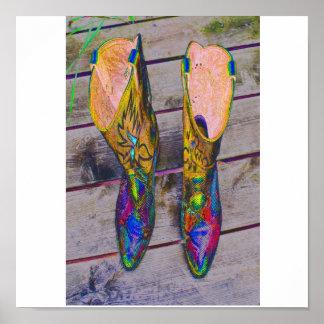 Mijn Poster van Laarzen