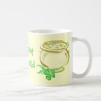 Mijn Pot van de Gouden Mok van de Koffie