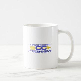 Mijn Sport/Straf Koffiemok