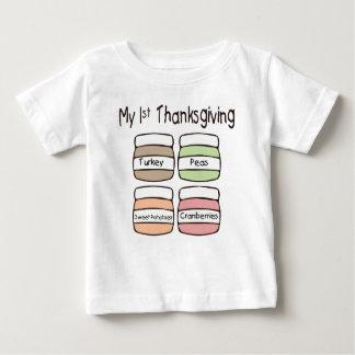 Mijn T-shirt van de Eerste Thanksgiving
