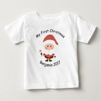 Mijn T-shirt van Eerste Kerstmis